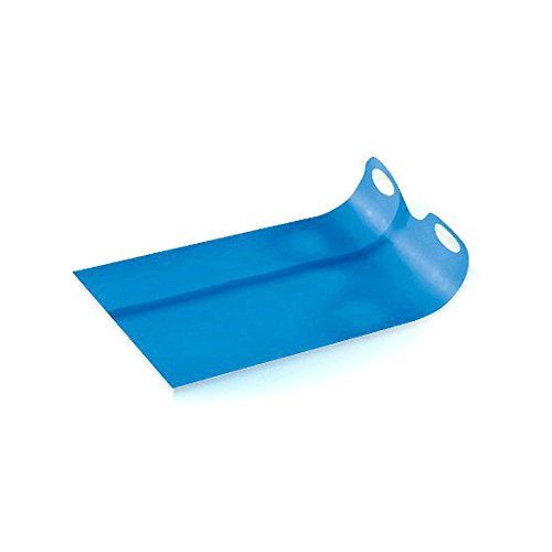 Blue Roll Up Snow Carpet Sledge