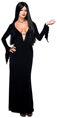 (Morticia Addams Adult Costume -)