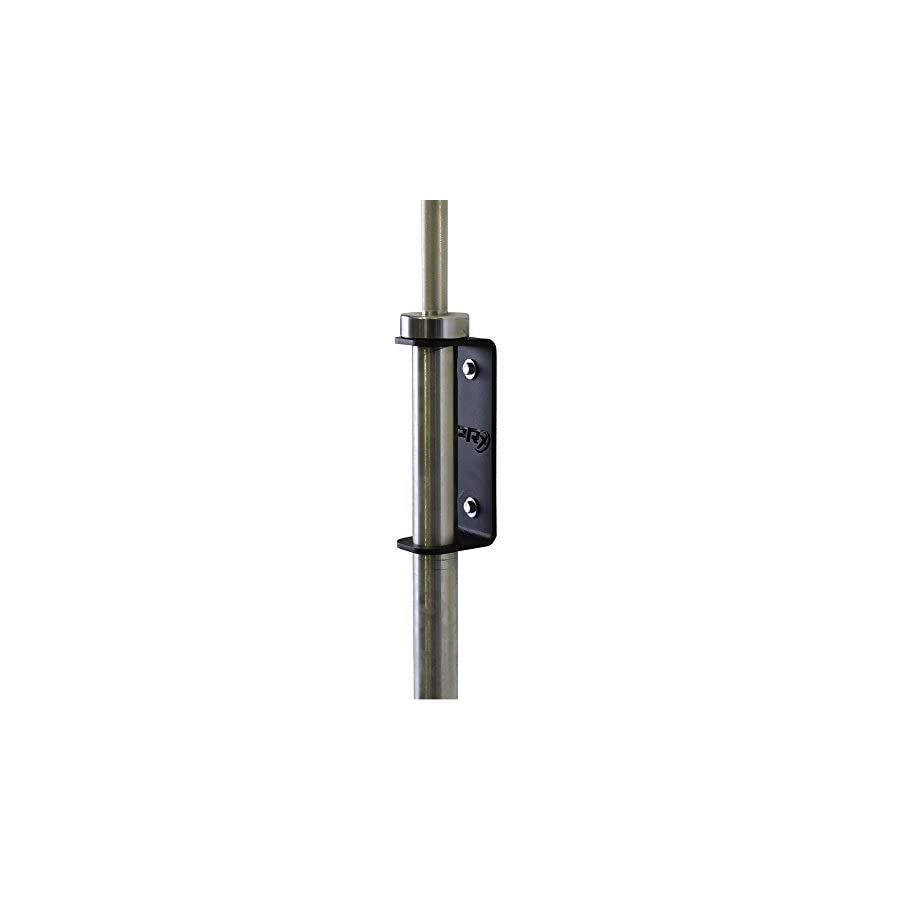 PRx Performance Single Bar Storage: Vertical Position, Wall Mounted Barbell Storage Rack