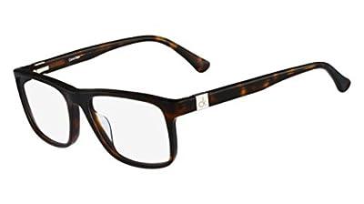 Calvin Klein Platinum CK5873 Eyeglasses 214 Havana