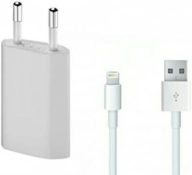 Original ht4you Cable de carga + cargador Set para iPhone 5 5S 5 C ...