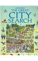 The Great City Search (Great Searches)