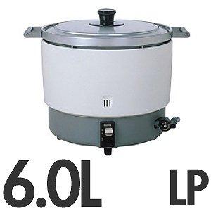 パロマ ガス炊飯器 PR-6DSS LPガス   B004WSUSCG
