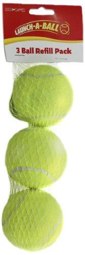 Kyjen Dog Games Tennis Ball Refill Pack, My Pet Supplies