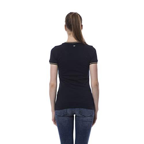 Women Francesca e By v shirts Navy F Versace T tXwqXd