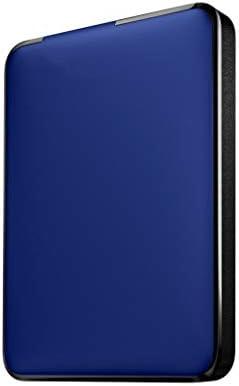 Disco Duro Móvil, Memoria De Gran Capacidad Disco Duro Móvil Azul ...