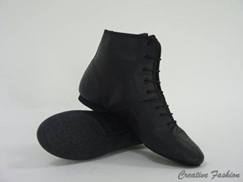 confort Noir de Bottines Noir danse qnEfIHxf