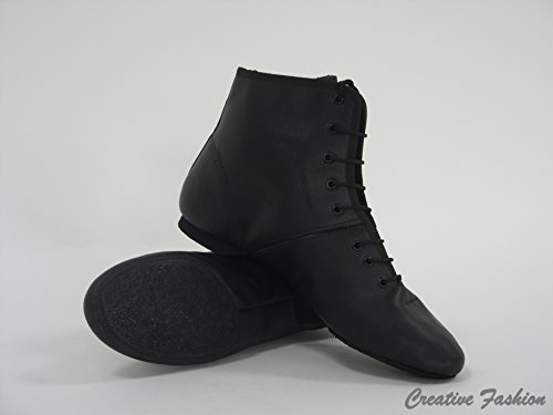 Noir de danse confort Bottines Noir xYtfATxn