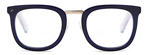 "PRIVÉ REVAUX ""The Alchemist"" [Limited Edition] Handcrafted Designer Eyeglasses With Anti Blue-Light Blocking Lenses For Men & Women - Custom Made Eyeglasses"