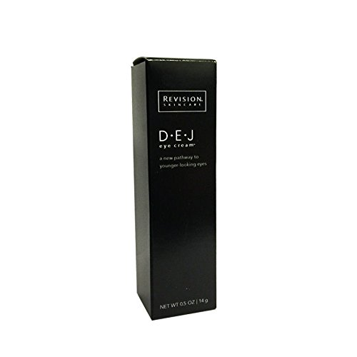 Revision D.E.J Eye Cream 0.5oz 14g New Fresh (Results Eyes Smoother)