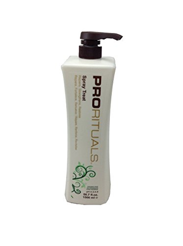 Pro Rituals Spray Treat Reconstructor Treatment for Unisex, 50.7 Ounce