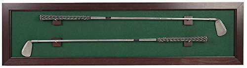 Horizontal Two Golf Club Display for sale  Delivered anywhere in USA
