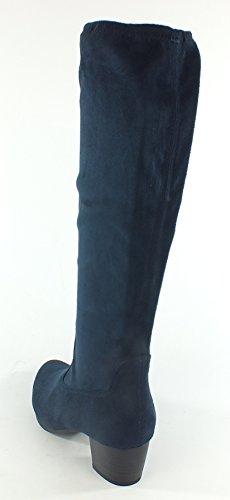 Caprice 7358 Stretch Stiefel Blau Ocean