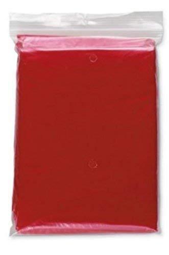 Emballé Imperméable Pluie Festival Oxford Poncho 127 cape Shirtinstyle Et Pour Bleu 140 Regenpocho X petit Idéal Vite Cm Rouge De YxqR7wnvf