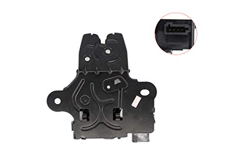 NewYall Power Trunk Lock Lid Latch Actuator (Lock Camaro Trunk)