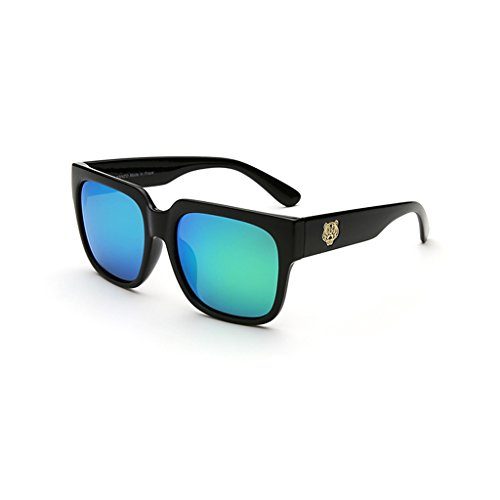 Soleil Sunglasses A Box Lunettes des E Head Couleur de Big Lunettes Tiger pqvxxtYw