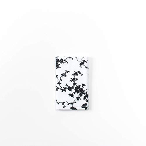 - Calvin Klein Home Marcel Wash Cloth, White/Black