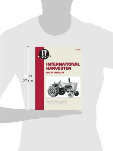 Interntaional harvester a collection of i t shop service manuals interntaional harvester a collection of i t shop service manuals ih 203 penton staff 9780872883703 amazon books fandeluxe Choice Image