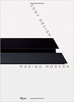 Book Sony Design: Making Modernity