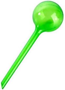 Demarkt 3X Bewässerungskugeln Durstkugeln Bewässerung von Pflanzen 26.5x8cm Grün