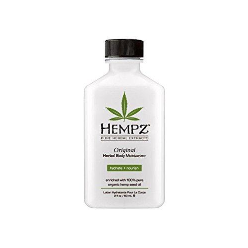 Hempz Original Herbal Body Moisturizer, 2.25 Fluid Ounce