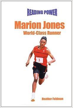 Marion Jones: World Class Runner (Reading Power: Superstars