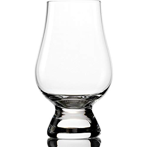 Glencairn Whisky Glass Set of 4 (Best Value Whiskey Scotch)