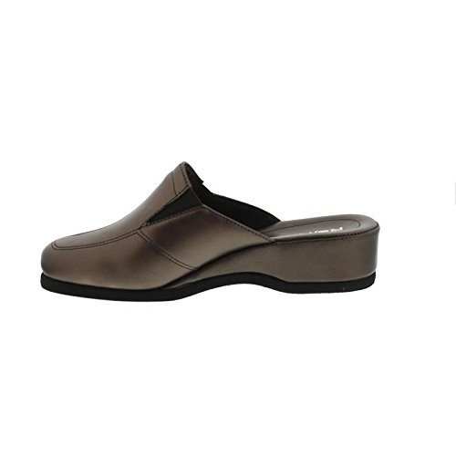 Marron femme 6142 Rohde 77 Chaussons BxSPBwIqn