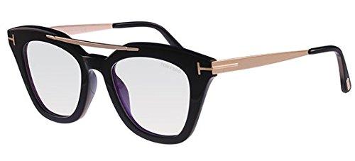 Sunglasses Tom Ford FT 0575 Anna- 02 001 shiny - Ford Anna Sunglasses Tom
