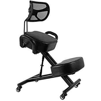 Amazon Com Sleekform Kneeling Chair For Office Ergonomic