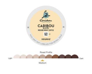 Caribou Coffee Signature Blend (100 K-Cups)