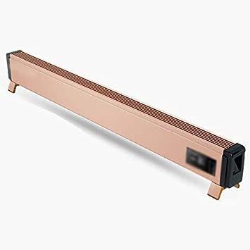 Calentador, calentador de baño doméstico, zócalo vertical montado en la pared, calentador eléctrico