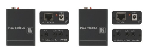 Kramer Electronics IR EXTENDER & REPEATER PT-5R/T by Kramer