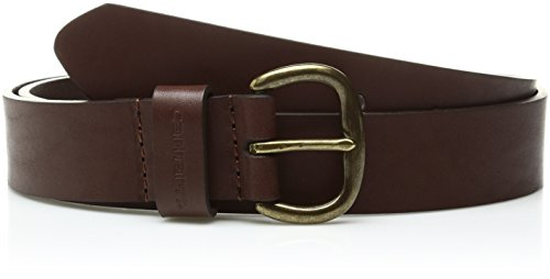 Carhartt Women's Leather Jean Belt, Brown, Small