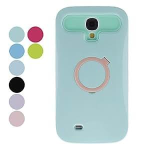 HOR Diseño del anillo de la caja dura para Samsung Galaxy S4 i9500 (colores surtidos) , Amarillo