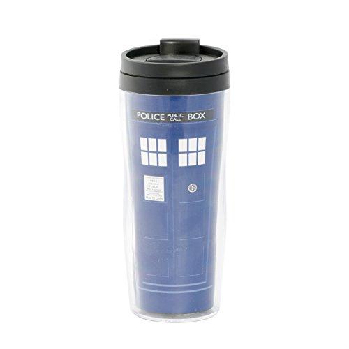 Gevalia Coffee Maker Leaks : Doctor Who Travel Coffee Mug - Dr Who TARDIS Insulated Tumbler Cup - 12 oz - Gourmet Coffee ...