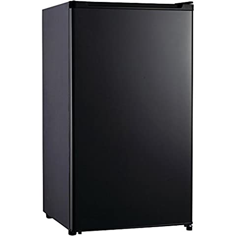 1 - 3.2CBFT ALL REFRGRTOR BLK, All Refrigerator (3.2 Cubic Ft), 3.2 cu ft capacity , Frost-free , Full-width in-door storage shelves , Adjustable thermostat control , Adjustable wire shelves …
