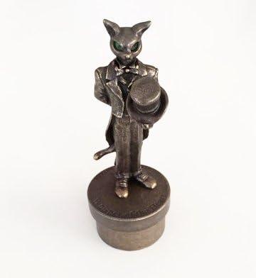 ジブリ美術館限定 バロン小物入れ メタルフィギュア 耳をすませば・猫の恩返し