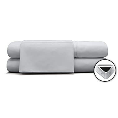 DreamFit MICROFIBER DEGREE 1 SLATE QUEEN SHEET SET