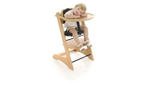 4 opinioni per be cool by Jane Seggiolone evolutivo in legno Zetta- sediolone