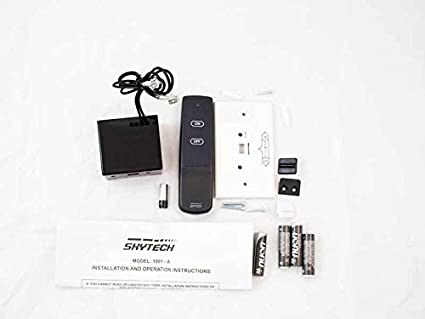 amazon com lennox oem skytech 1001 on off fireplace remote control rh amazon com lennox fireplace remote instructions lennox fireplace remote control replacement