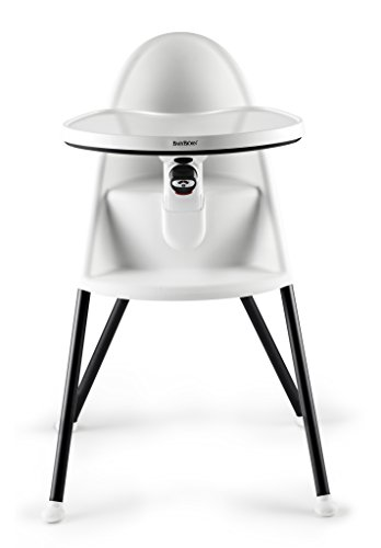 BABYBJORN High Chair - White by BabyBjörn