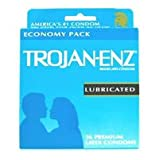 Trojan-Enz Condom Lubricated 36/Bx