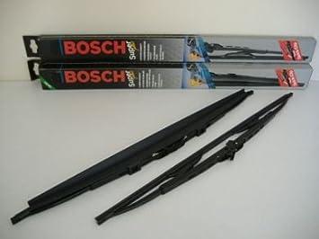 BOS 18S19 - Escobilla para limpiaparabrisas para Mini Cooper 06/01-11/11: Amazon.es: Coche y moto