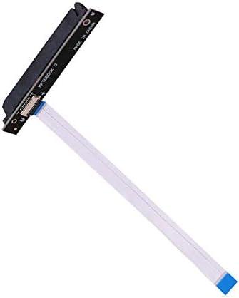 ケーブルアクセサリーコネクタ交換SSDラップトップアダプター耐久性のあるコンピューターHDDハードドライブSATAアルミホイル安定版 S4300U S5300U