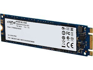 MICRON CT500MX200SSD4 CRUCIAL MX200 500GB SATA M.2 TYPE 2280SS Crucial MX200 CT500MX200SSD4 M.2 Type 2280SS (Single Sided) 500GB SATA