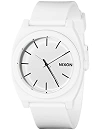 Nixon Women's A1191030 Time Teller P White Watch