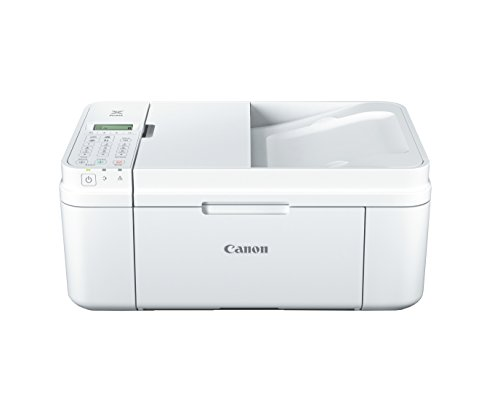 Canon PIXMA MX492, Wireless All-In-One Small Printer with Mobile or Tablet Printing, AirPrint and Google Cloud Print Compatible, White by Canon (Image #3)