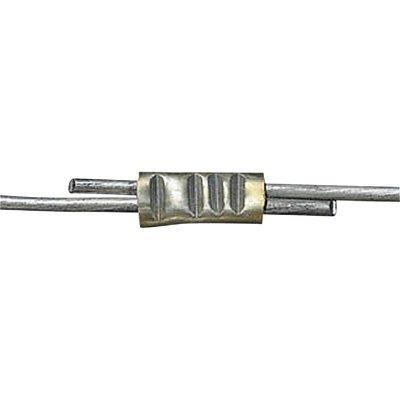 Fence Wire Splices - 100-Pc. Set, Model# WW