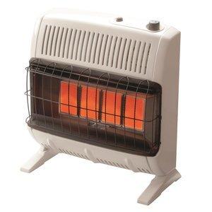 Mr. Heater, Corporation Mr. Heater, 30,000 BTU Vent Free Radiant Propane Heater, MHVFRD30LPT